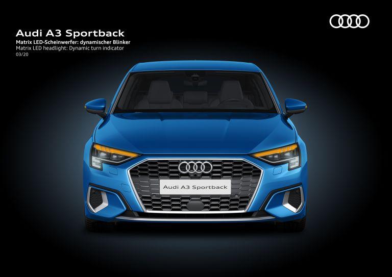 2020 Audi A3 sportback 584609