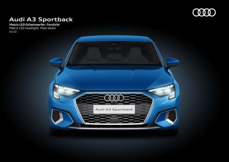 2020 Audi A3 sportback 584612