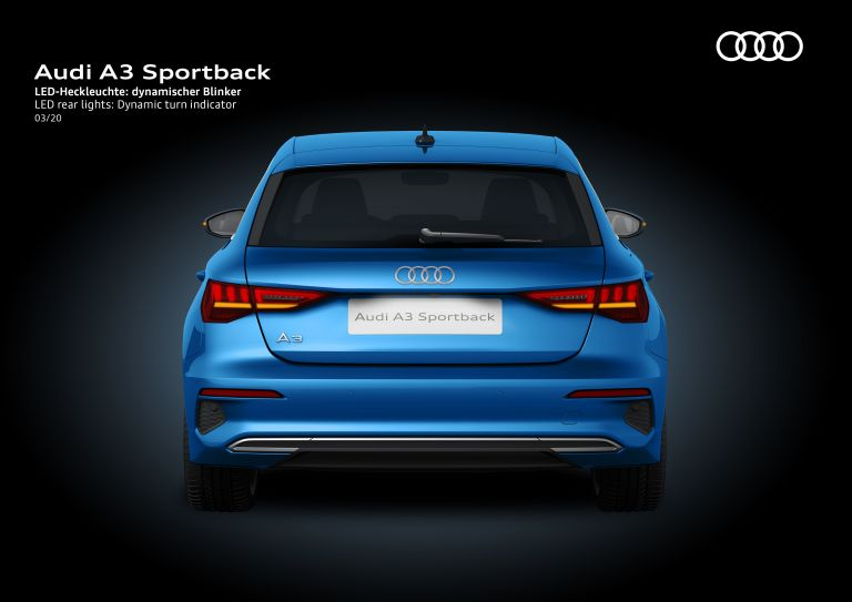 2020 Audi A3 sportback 584618