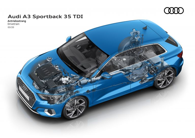 2020 Audi A3 sportback 584634
