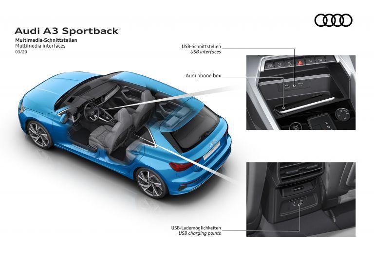2020 Audi A3 sportback 584645