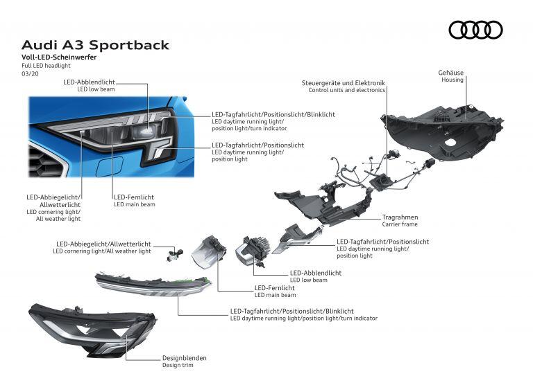 2020 Audi A3 sportback 584649