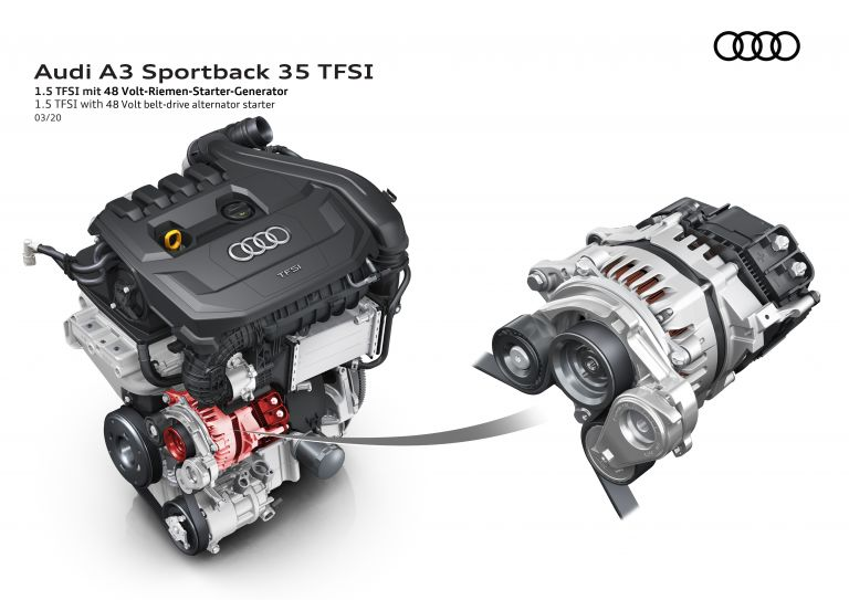 2020 Audi A3 sportback 584663