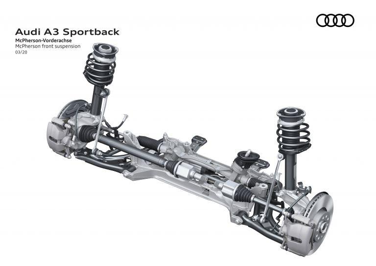 2020 Audi A3 sportback 584670