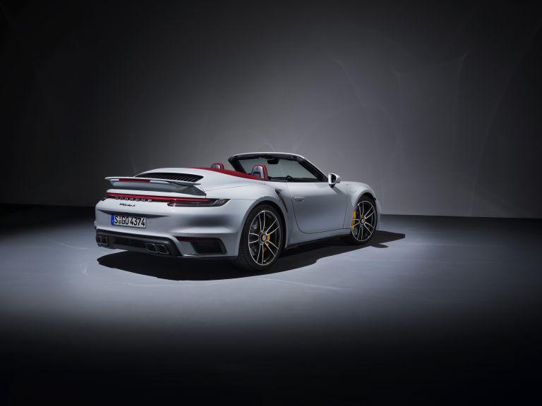 2020 Porsche 911 ( 992 ) Turbo S cabriolet 580284