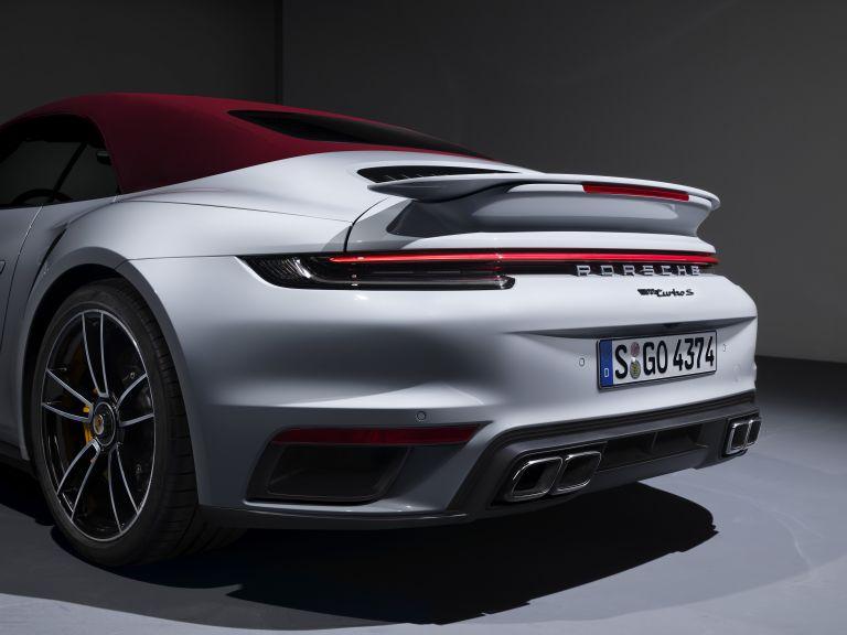 2020 Porsche 911 ( 992 ) Turbo S cabriolet 580285