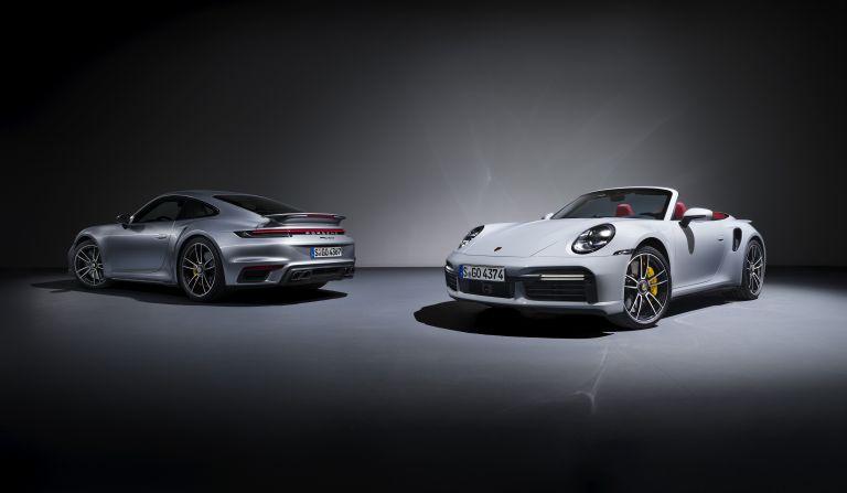 2020 Porsche 911 ( 992 ) Turbo S cabriolet 580288