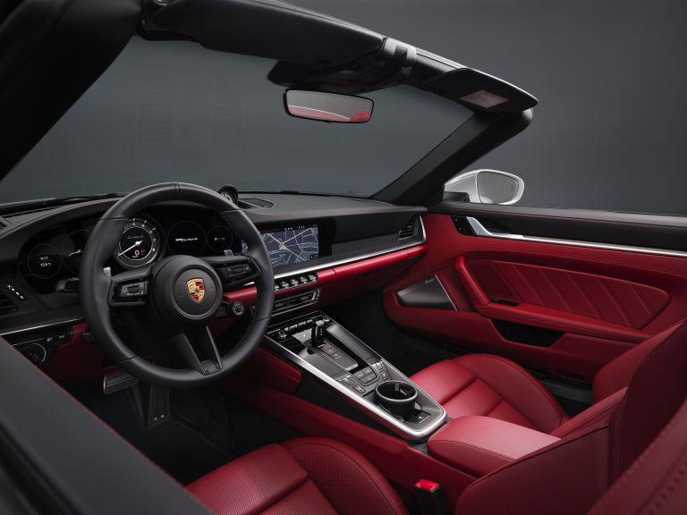 2020 Porsche 911 ( 992 ) Turbo S cabriolet 580290