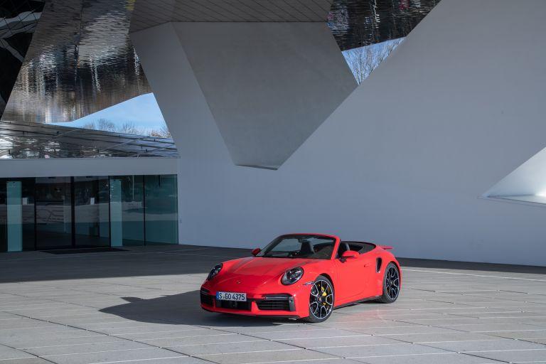 2020 Porsche 911 ( 992 ) Turbo S cabriolet 583644