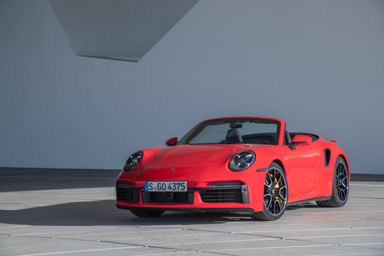 2020 Porsche 911 ( 992 ) Turbo S cabriolet 583646