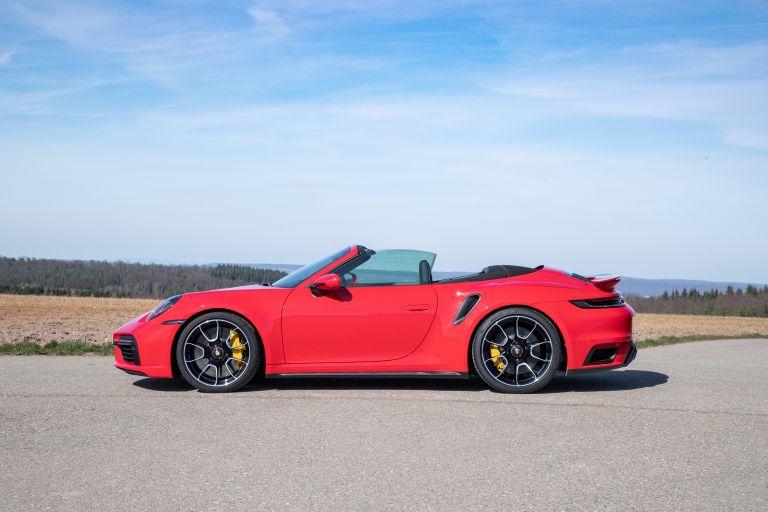 2020 Porsche 911 ( 992 ) Turbo S cabriolet 583654