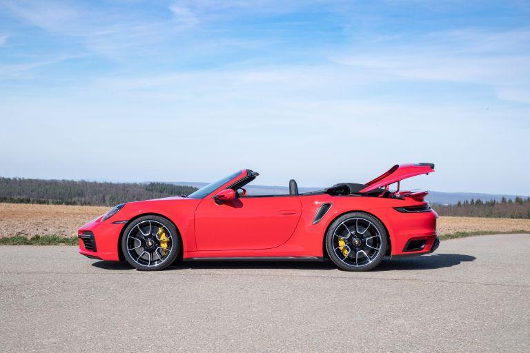 2020 Porsche 911 ( 992 ) Turbo S cabriolet 583656