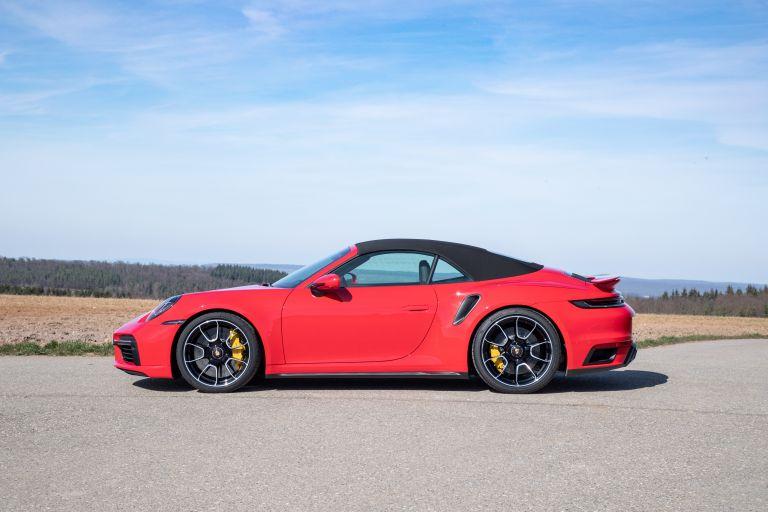 2020 Porsche 911 ( 992 ) Turbo S cabriolet 583660