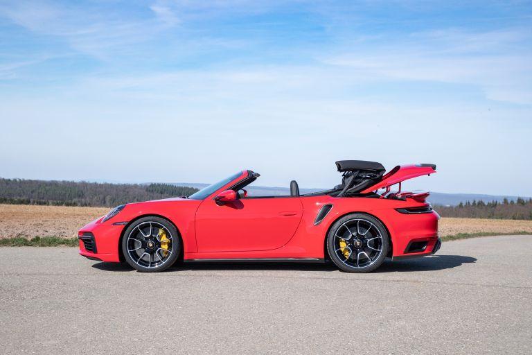 2020 Porsche 911 ( 992 ) Turbo S cabriolet 583667