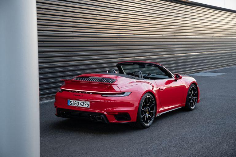 2020 Porsche 911 ( 992 ) Turbo S cabriolet 583668