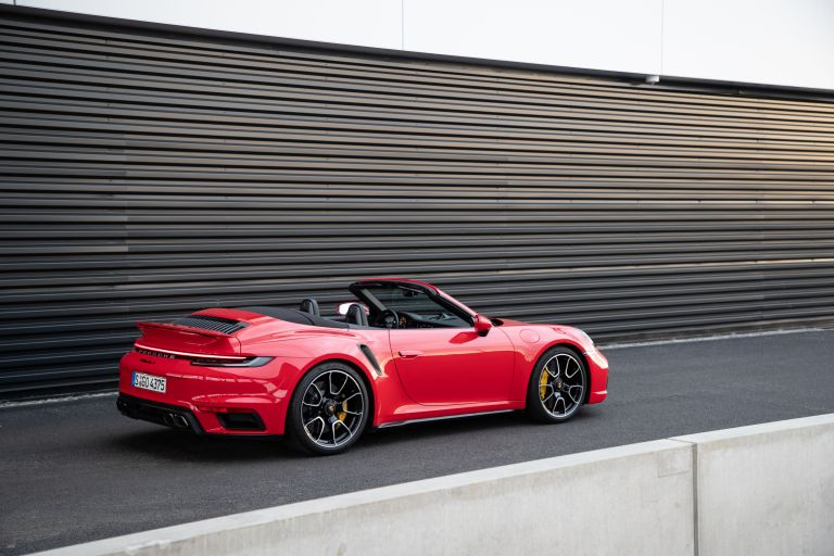 2020 Porsche 911 ( 992 ) Turbo S cabriolet 583669