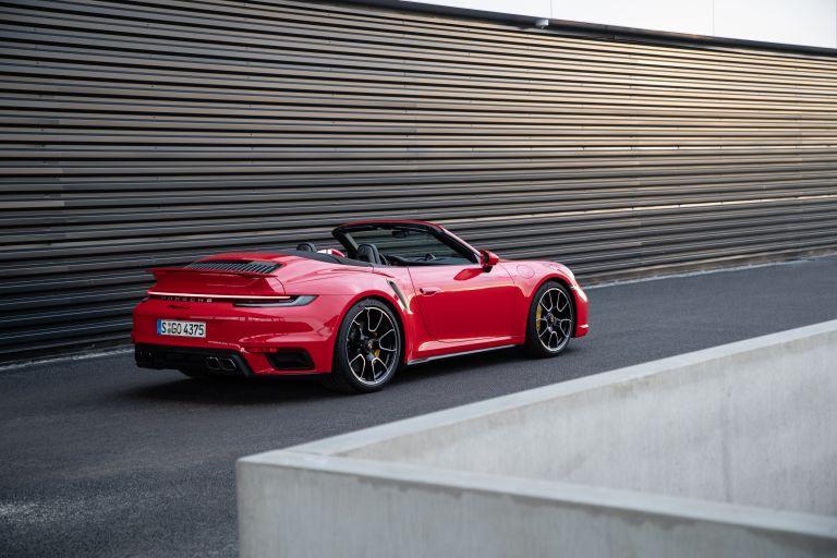 2020 Porsche 911 ( 992 ) Turbo S cabriolet 583671