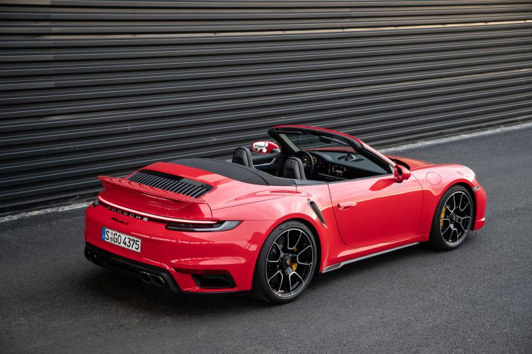 2020 Porsche 911 ( 992 ) Turbo S cabriolet 583672