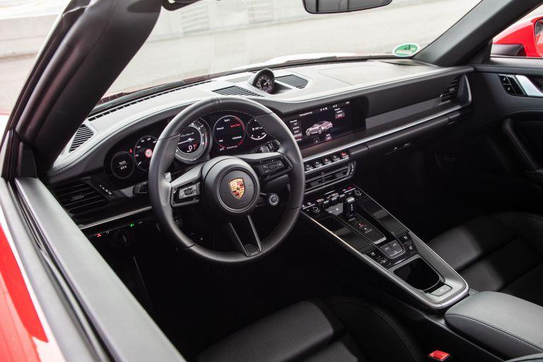 2020 Porsche 911 ( 992 ) Turbo S cabriolet 583681