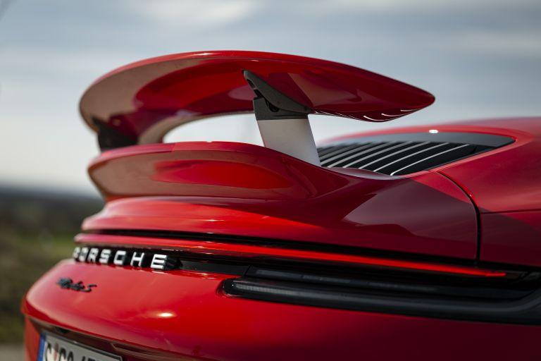 2020 Porsche 911 ( 992 ) Turbo S cabriolet 583698