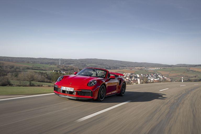 2020 Porsche 911 ( 992 ) Turbo S cabriolet 583700