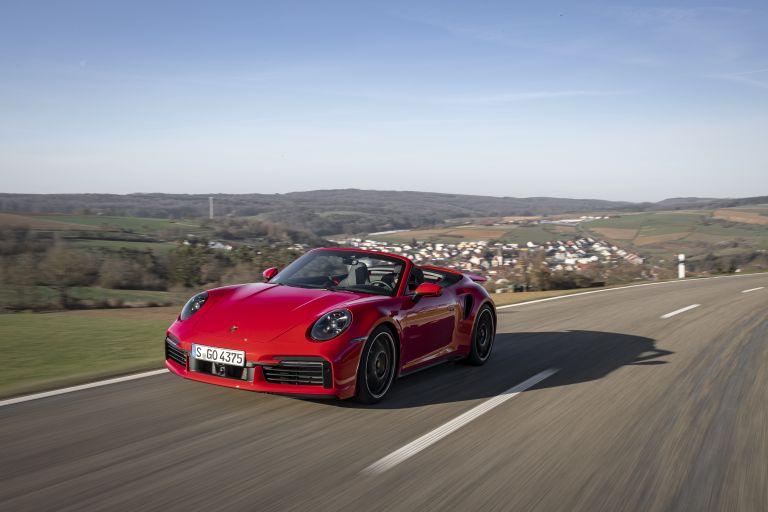 2020 Porsche 911 ( 992 ) Turbo S cabriolet 583701