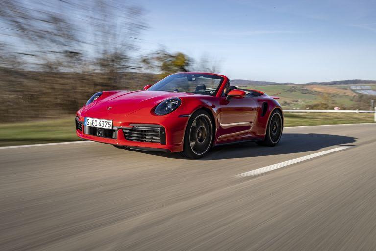2020 Porsche 911 ( 992 ) Turbo S cabriolet 583702