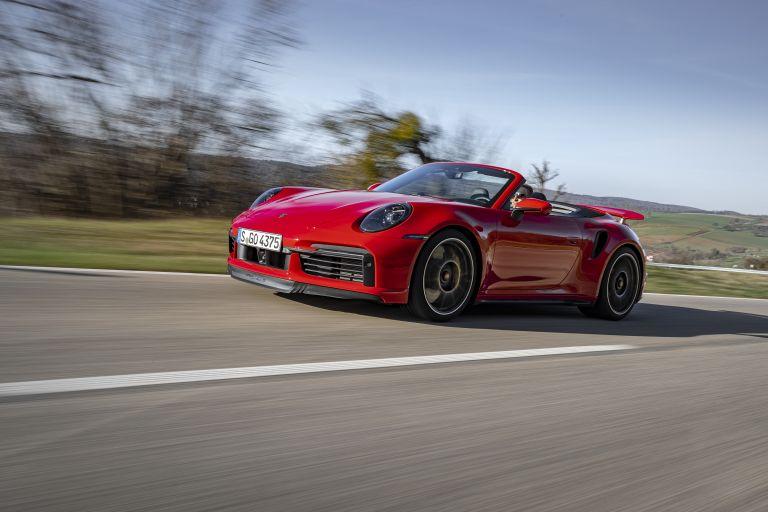 2020 Porsche 911 ( 992 ) Turbo S cabriolet 583710