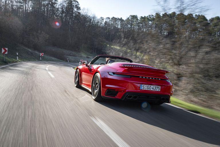 2020 Porsche 911 ( 992 ) Turbo S cabriolet 583712