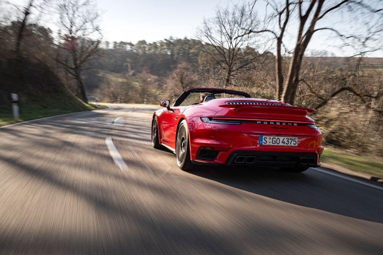 2020 Porsche 911 ( 992 ) Turbo S cabriolet 583713