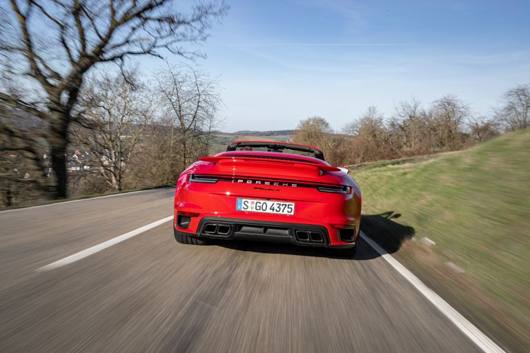2020 Porsche 911 ( 992 ) Turbo S cabriolet 583714
