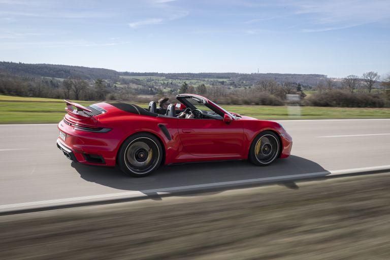 2020 Porsche 911 ( 992 ) Turbo S cabriolet 583716