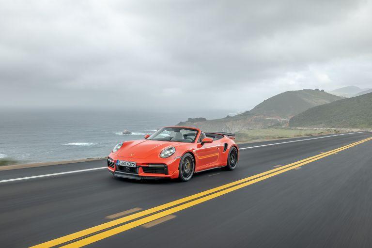 2020 Porsche 911 ( 992 ) Turbo S cabriolet 583717