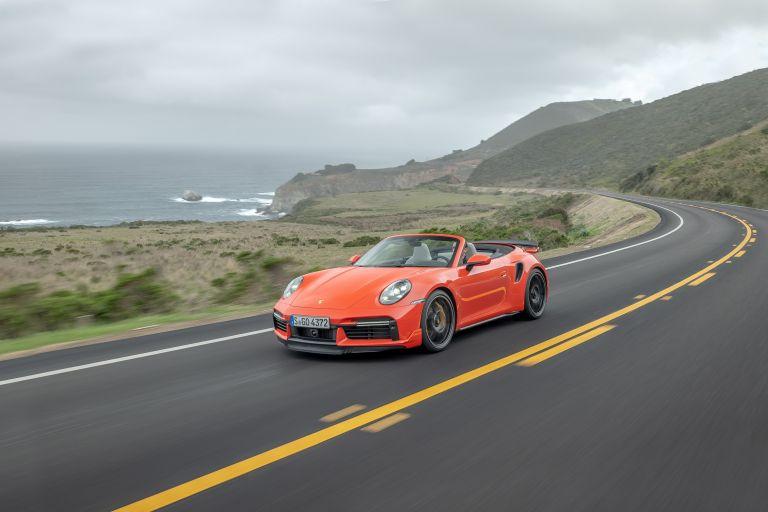 2020 Porsche 911 ( 992 ) Turbo S cabriolet 583718