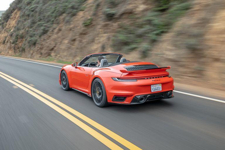 2020 Porsche 911 ( 992 ) Turbo S cabriolet 583724