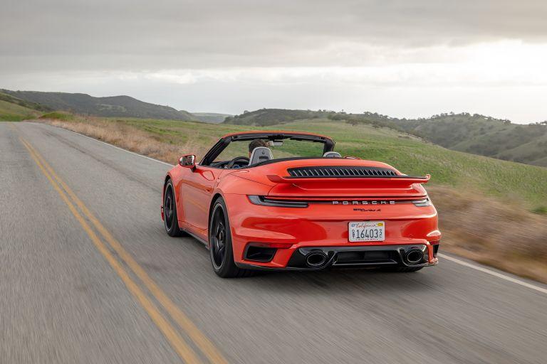 2020 Porsche 911 ( 992 ) Turbo S cabriolet 583727