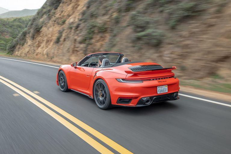 2020 Porsche 911 ( 992 ) Turbo S cabriolet 583729