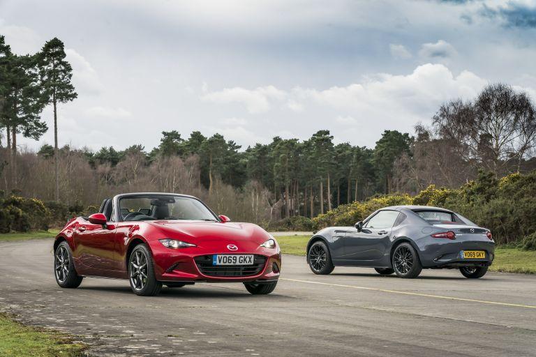 2020 Mazda MX-5 RF GT Sport Tech - UK version 580704