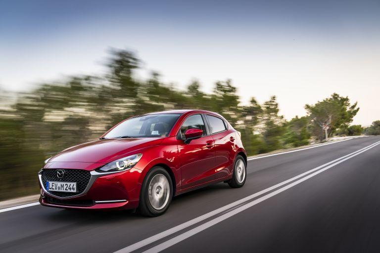 2020 Mazda 2 580867