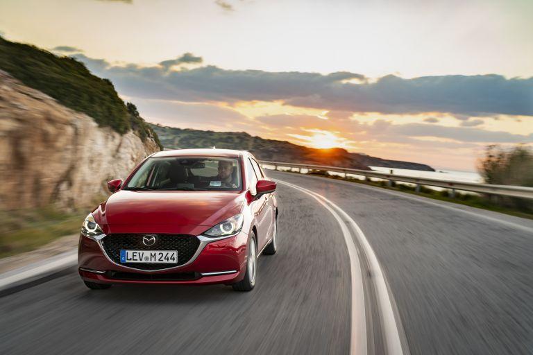 2020 Mazda 2 580873
