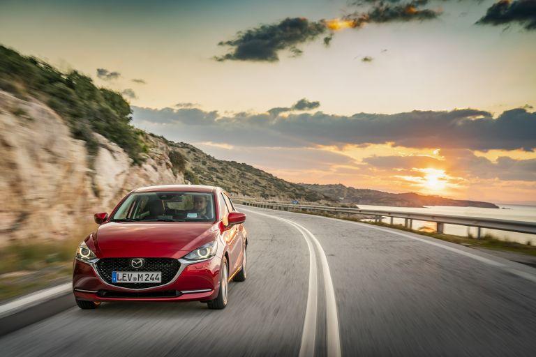 2020 Mazda 2 580880