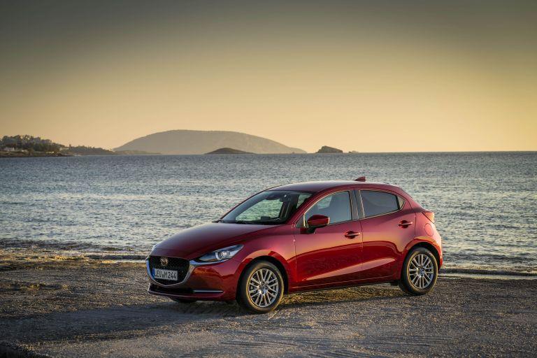 2020 Mazda 2 580930