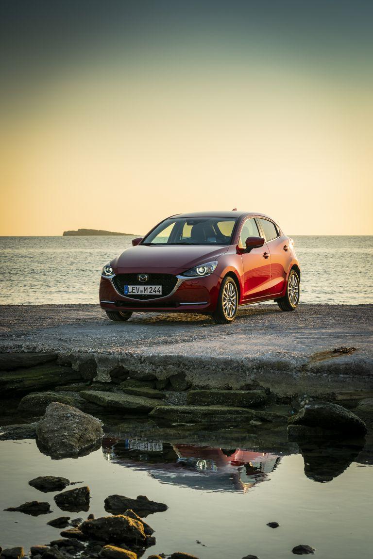 2020 Mazda 2 580936