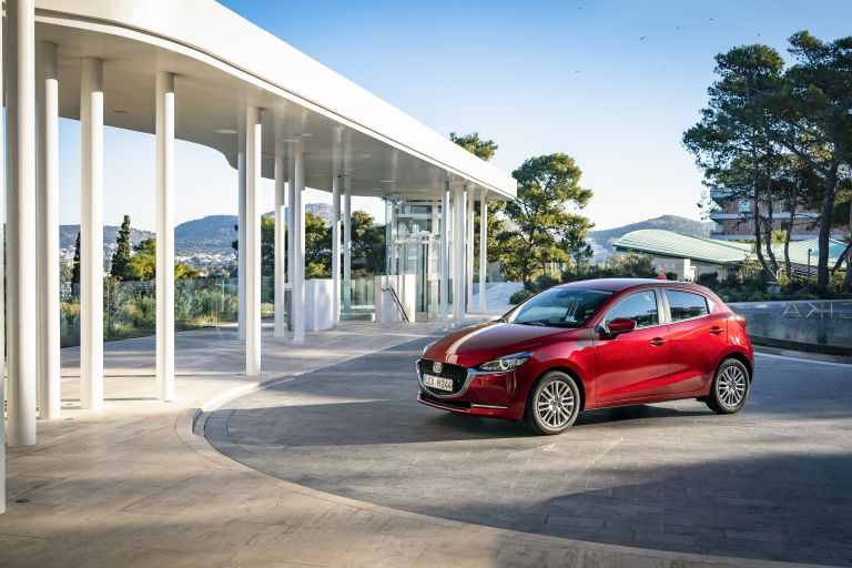 2020 Mazda 2 580947