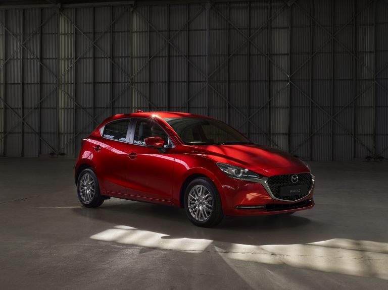 2020 Mazda 2 580960