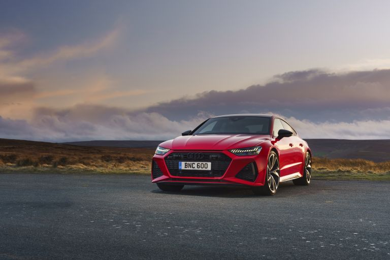 2020 Audi RS 7 Sportback - UK version 581752