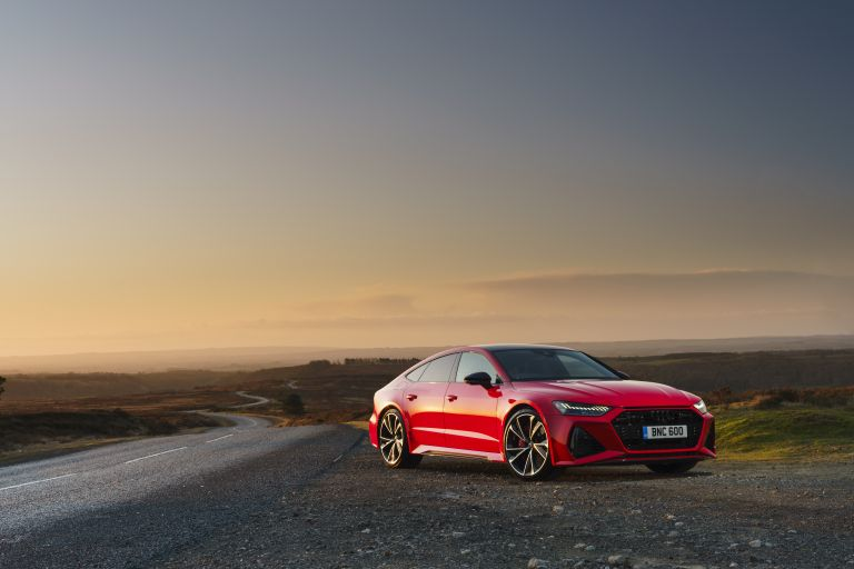 2020 Audi RS 7 Sportback - UK version 581755