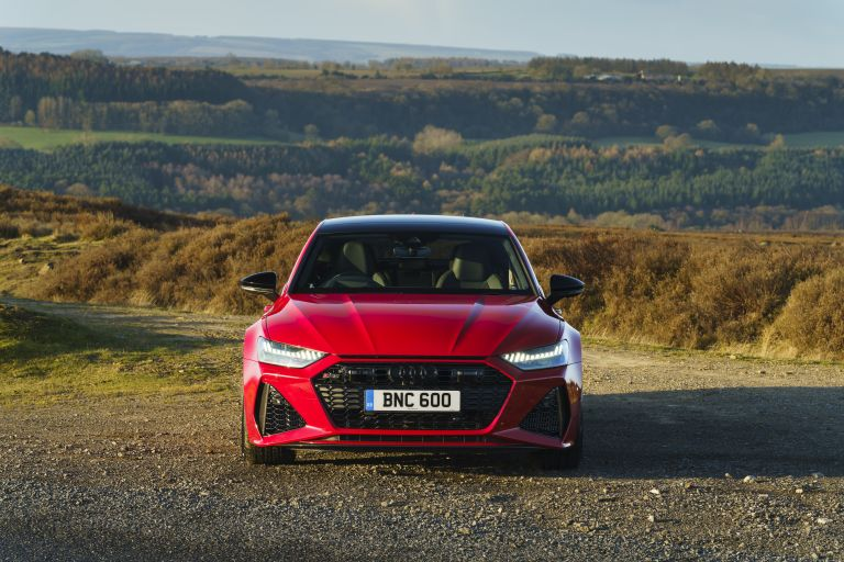 2020 Audi RS 7 Sportback - UK version 581760