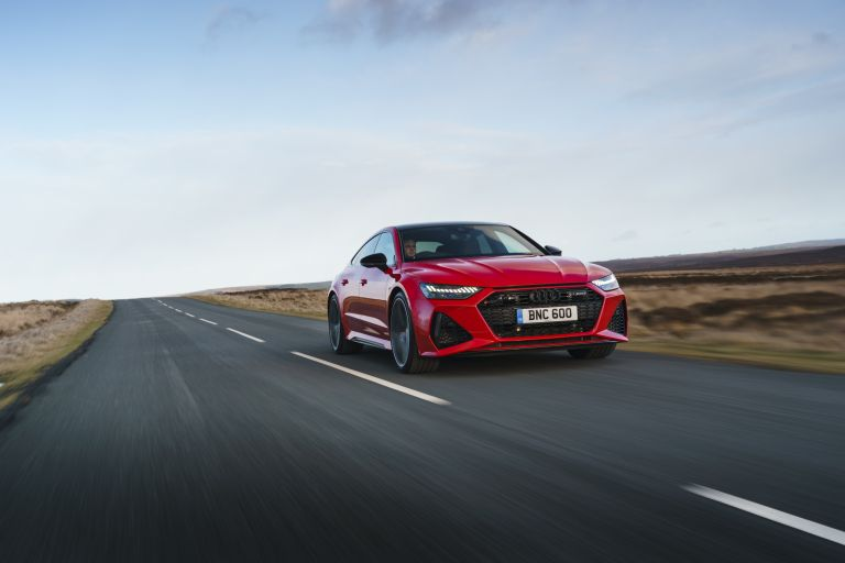 2020 Audi RS 7 Sportback - UK version 581773