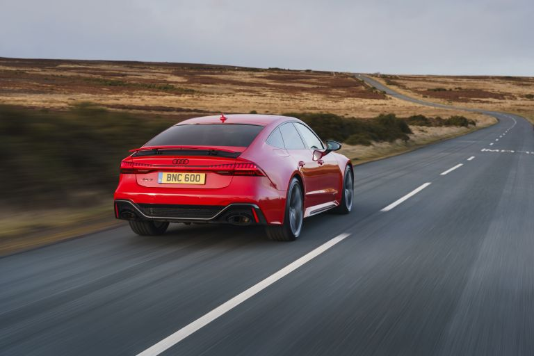 2020 Audi RS 7 Sportback - UK version 581777